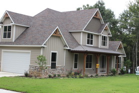 log home builder Texas