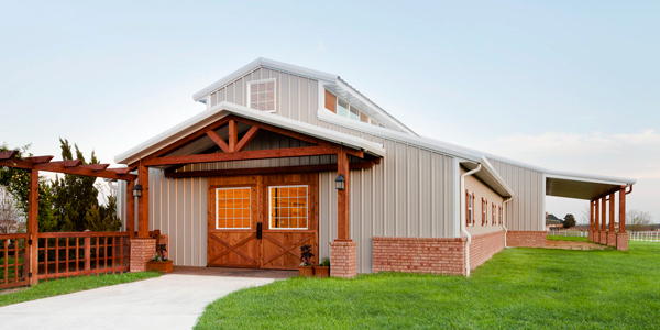 barn homes builders