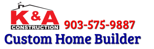 Custom Home Builder Longview TX - Custom Home Builder Tyler TX - Home Builder Mt Pleasant - Marshall - Texas -Log - Brick - Ranch -Farm - Home Builders